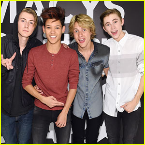 The Fooo Conspiracy Takes Over JJJ's Instagram For Macy's Rising Star Concert