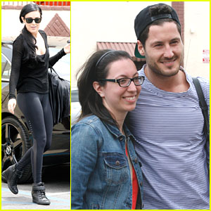 Rumer Willis Writes Sweet Thank You To Val Chmerkovskiy - Read It Here!