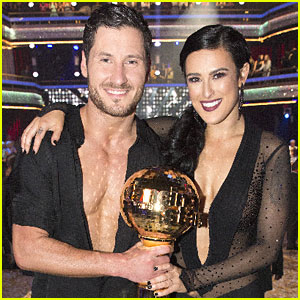 Val Chmerkovskiy Gives Thanks To Fans After Winning 'Dancing With The Stars' With Rumer Willis