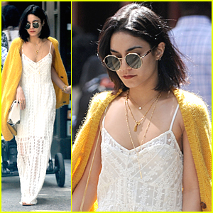 Vanessa Hudgens On Gigi's Eight Shows A Week: 'It's Monotonous But Thrilling'