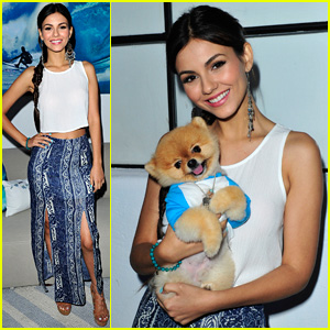 Victoria Justice to Guest Star on 'Undateable' Live Episode!