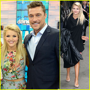Witney Carson Shares Sweet Thank You To Chris Soules After DWTS Elimination