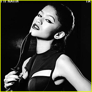 Zendaya Channels Cut-Throat Character in Taylor Swift's 'Bad Blood' Music Video