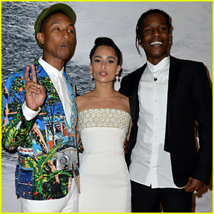 Zoe Kravitz Gets In One More Cannes Premiere!