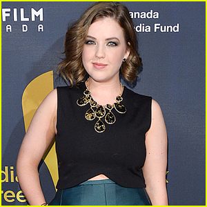 Degrassi's Aislinn Paul Heads To 'Heroes Reborn'