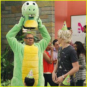 Austin Dresses Up As A Dinosaur & Jimmy Starr Returns On 'Austin & Ally' Tonight!