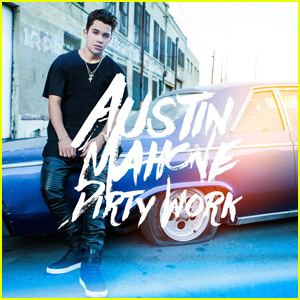 Austin Mahone Announces Release Date & Artwork for New Single 'Dirty Work'!