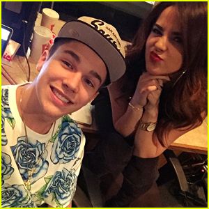 Austin Mahone Gushes Over Relationship With Becky G: 'I Can Relate To Her So Much'