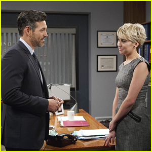 Riley Sleeps With Her New Boss On 'Baby Daddy'!