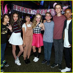 Brec Bassinger Celebrates Sweet 16 With Star-Studded Bash! (Exclusive Photos)