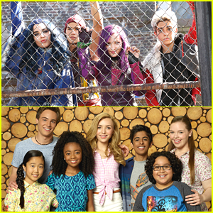 Disney Sets July 31st Premiere Dates For 'Descendants' & Jessie Spin-off 'Bunk'd'