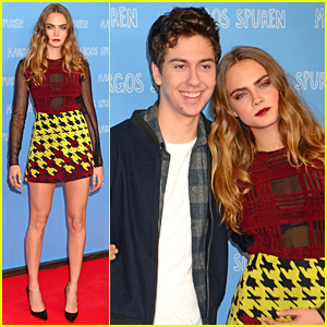 Nat Wolff Helped Cara Delevingne Nail Her 'Paper Towns' Audition