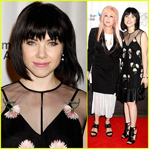 Carly Rae Jepsen Sings Cyndi Lauper's 'Time After Time' - Watch Here!
