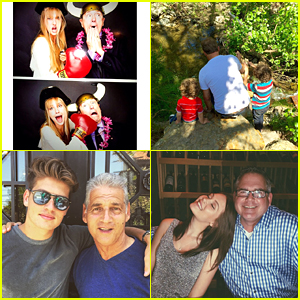 Celebs Pay Tribute To Dads On Instagram & Twitter For Father's Day - Read All The Messages Here!