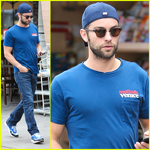 Chace Crawford's New ABC Show Will Now Be Called 'Blood & Oil'