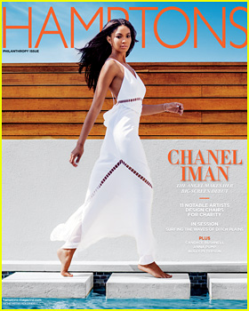 Model Chanel Iman Would Love to Do a Movie With Halle Berry