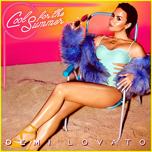 Demi Lovato Shows Off Her Killer Body on New Single 'Cool For The Summer' Artwork!