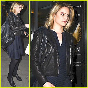 Dianna Agron Uses Acting to Surprise People