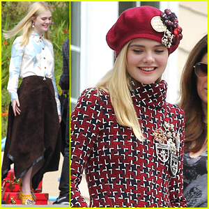 Could Elle Fanning Play Aurora In 'Maleficent' Sequel?