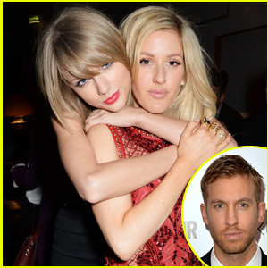 Ellie Goulding Reveals She Set Taylor Swift Up With Calvin Harris!
