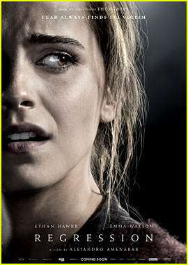 Emma Watson's First 'Regression' Movie Poster Is Here!