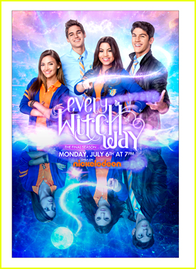 New 'Every Witch Way' Season Four Group Poster Teases Final Season - See It Here!