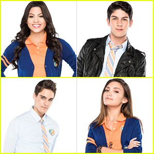 Paola Andino & Rahart Adams Keep Teasing 'Every Witch Way' Season Four Premiere
