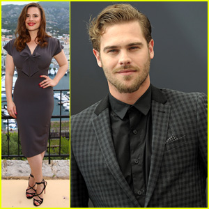 Grey Damon & Hayley Atwell Bring Their Shows to Monte Carlo TV Festival 2015