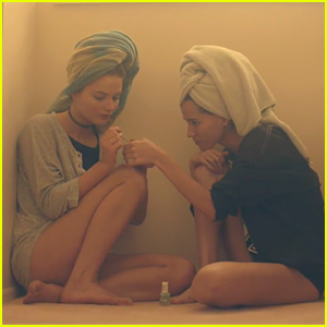 Stefanie Scott Comes To Kelsey Chow's Rescue In Hayley Kiyoko's 'Girls Like Girls' Video