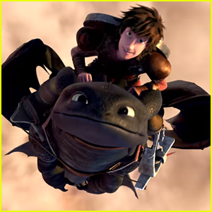 Watch The Trailer For Netflix's 'How To Train Your Dragon: Race To The Edge' NOW!