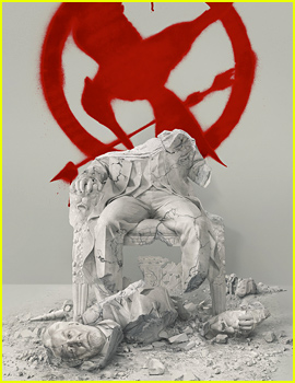 'Hunger Games: Mockingjay' Poster Shows Capitol Crumbling to the Ground