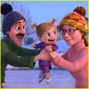Riley Scores A Hockey Goal -- Watch New Clip From 'Inside Out'!