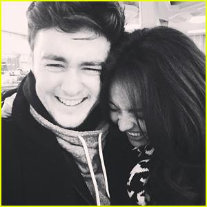Rixton's Jake Roche Wishes Little Mix Girlfriend Jesy Nelson Happy Birthday In Cutest Instagram Ever