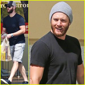 Supernatural's Jensen Ackles Still Has a Big Bushy Beard!