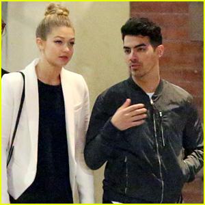 Joe Jonas Spends More Time With Gigi Hadid in Toronto - See the Pics!