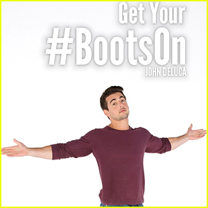 Teen Beach 2's John DeLuca Wants You To Get Your Boots On!