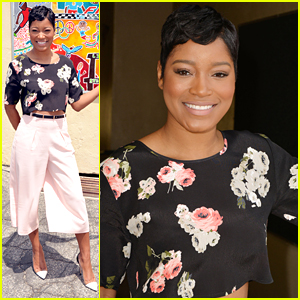 Keke Palmer Unveils Student Mural of Jesse Owens with P.S. Arts