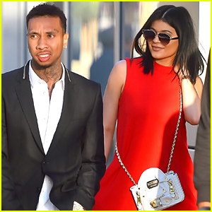 Kylie Jenner Supports Tyga at His 'Dope' Movie Premiere!
