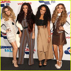 Little Mix Bring A Little 'Black Magic' To CapitalFM's Summertime Ball