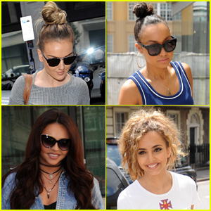 Which Member of Little Mix Hates American Toilets? (Video)