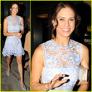 Lyndsy Fonseca Gets 'Escort'ed To LA Film Festival