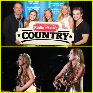 Maddie & Tae Play CMA Music Festival After Launching Radio Disney Country