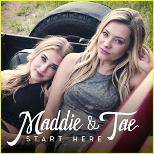 Maddie & Tae Reveal 'Start Here' Album Cover