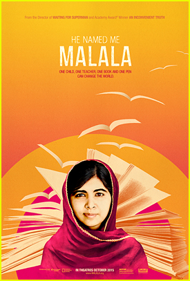 Watch The Trailer For Malala Yousafzai's Documentary 'He Named Me Malala'