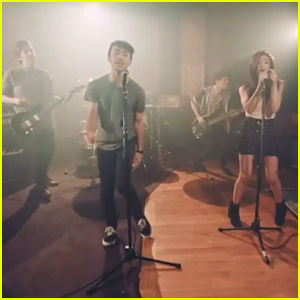 Max & Against The Current Totally Nail Carly Rae Jepsen's 'I Really Like You' - Watch Here!