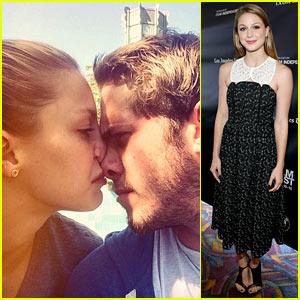 Supergirl's Melissa Benoist Shares Cute Moment with Fiance Blake Jenner!