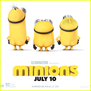 The Minions Bare It All On New Poster - See It Here!