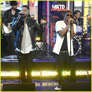 MKTO Bring 'Bad Girls' To 'Good Morning America' - Watch Here!