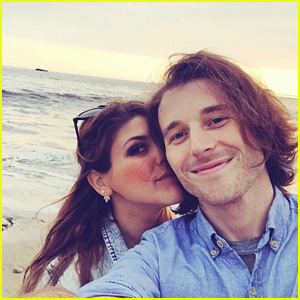 Molly Tarlov & Alexander Noyes Are Pretty Much the Cutest Couple Ever