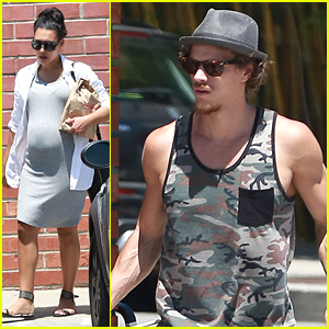 Naya Rivera Wishes Happy Father's Day To Father-To-Be Ryan Dorsey